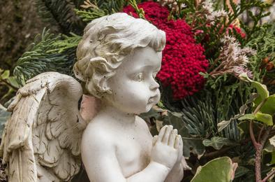 Trauerfeier & Bestattung